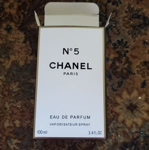 CHANEL Other - Chanel No5 BOX ONLY